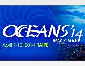 Franatech products at Oceans'14 in Taipei